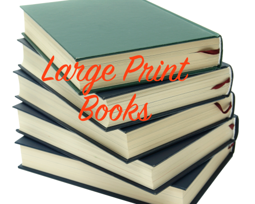 Current Large Print Book List
