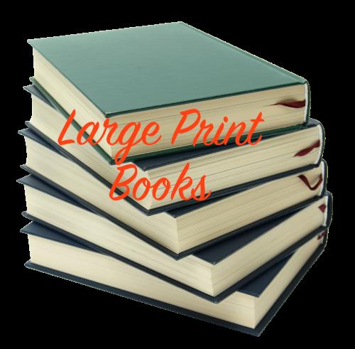 Current Large Print Book List