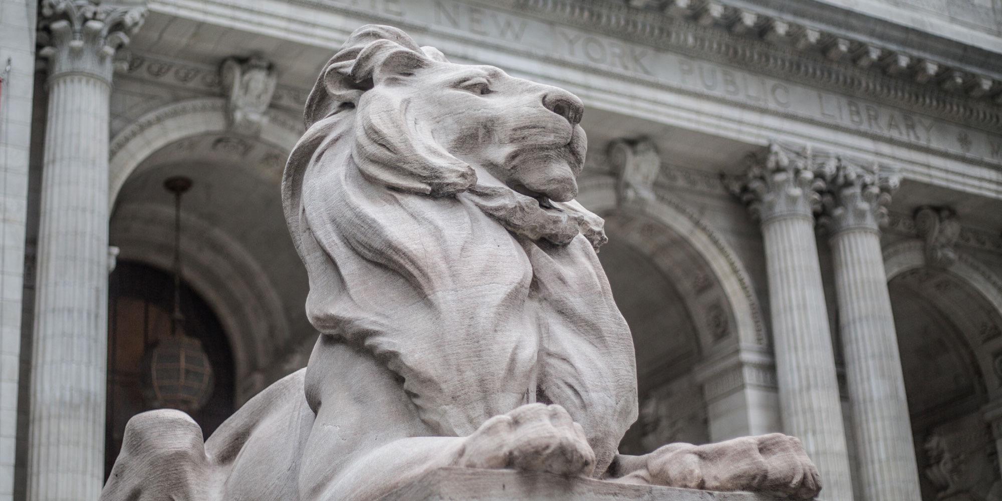 Access to NY Public Library