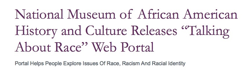 Smithsonian Magazine and the National Museum of African American History and Culture.